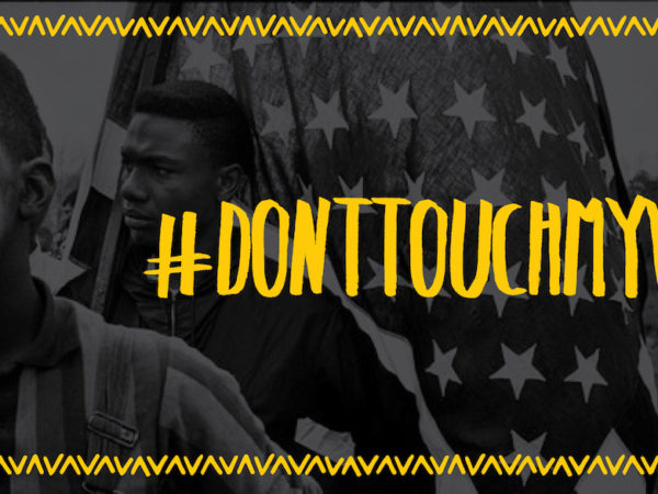 #donttouchmyvote